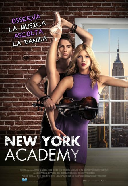 NEW YORK ACADEMY
